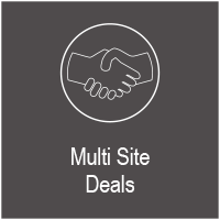 Multi Site Services Button