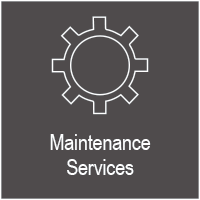 Maintenance Services Button